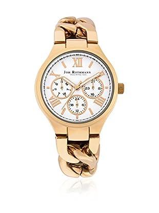 Joh. Rothmann Reloj con movimiento cuarzo japonés  Dorado 37.5 mm