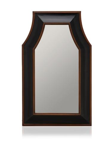 Carolyn Kinder Belmont Mirror, Black/Brown