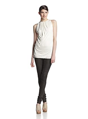 Rick Owens Women's Wino Top (Milk)