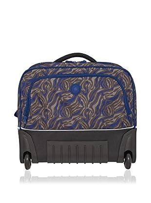 Delsey Mochila trolley Junior Caqui / Azul Marino