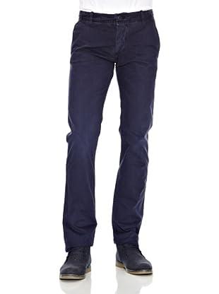 Salsa Pantalón Chino Slim (Azul)