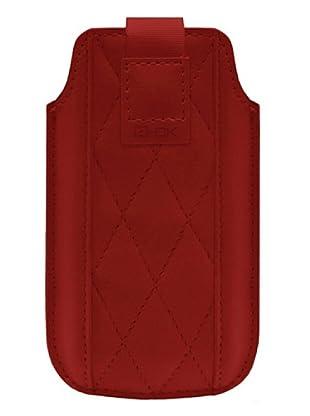 Blautel iPhone Funda 4-Ok Up Rojo