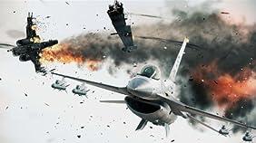 エースコンバット アサルト・ホライゾン 特典:戦闘機「F-4E」「機体強化スキル3点セット」がダウンロード出来るプロダクトコード入りカード付き