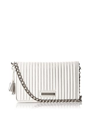 Charles Jourdan Women's Jazz Shoulder Bag (Off white)