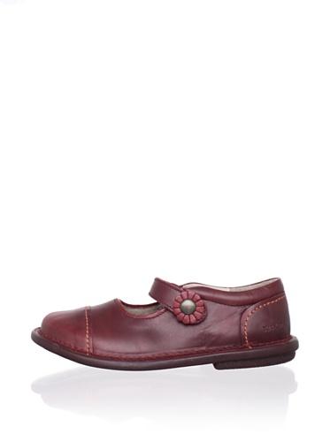 Kickers Kid's Movida Shoe (Toddler/Little Kid) (Burgundy)