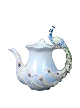 Unicorn Studio Peacock Teapot