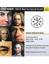 Bach Concertos Vol. II