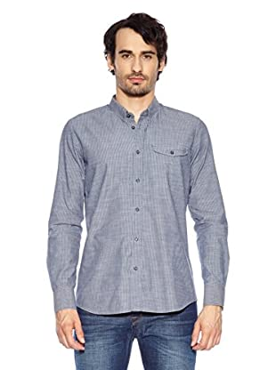 7 For All Mankind Camisa  Leon (Azul)