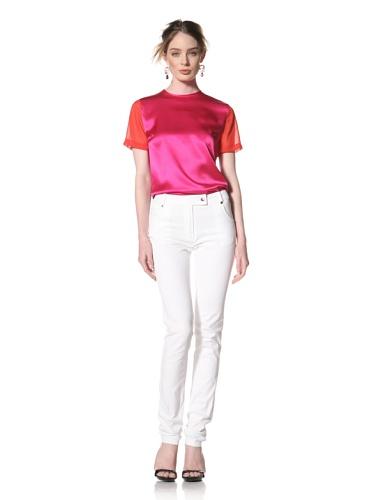 Preen LINE Women's Jean Jeans (White)
