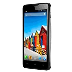 Micromax Canvas Viva A72 (Black)