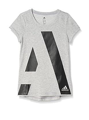 adidas Camiseta Manga Corta YG W TYPO TEE
