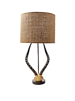 Artistic Lighting Table Lamp, Brown
