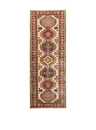 RugSense Alfombra Kazak Special Beige/Multicolor 244 x 82 cm