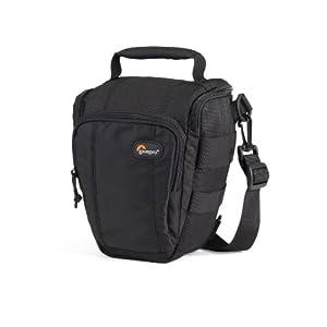 【クリックで詳細表示】Amazon.co.jp|【国内正規品】Lowepro ズームバッグ/ホルスター TLZ 50 AW レインカバー ブラック 361852|カメラ通販