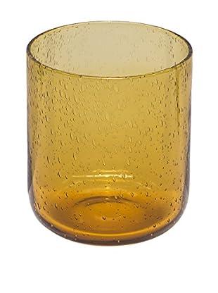 Novità Home Glas 4er Set Soave gelb