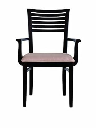 Urban Spaces Tango Arm Chair, Wenge