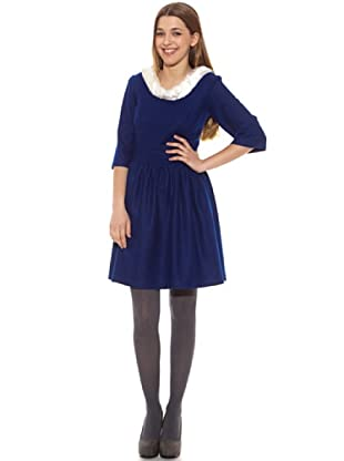 Tracabarraka Vestido Agueda (Azul)