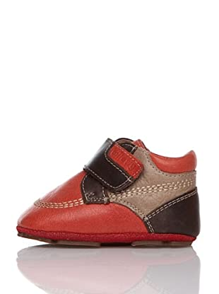 Billowy Botas Velcro (Rojo)