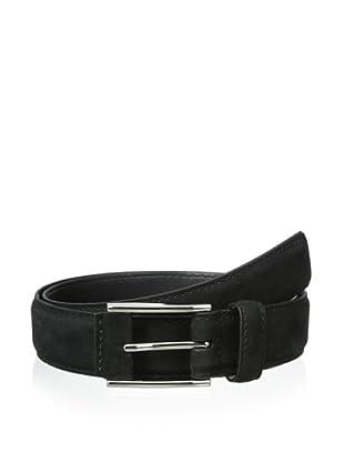 Vintage American Belts est. 1968 Men's Granada Belt (Black)