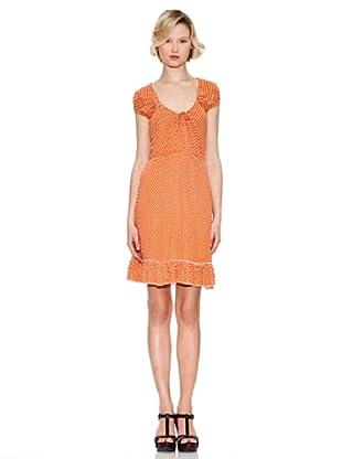 Tonalá Vestido Adela (Naranja)