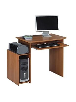 Office Ideas Schreibtisch Vittoria 1 braun 95 x 58 x 78H cm
