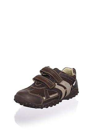 Venettini Kid's Will Sneaker (Brown)