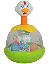 Huile Toys Happy Jumping Chick