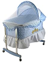 Mee Mee Baby Cradle (Blue)