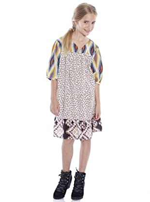 Custo Vestido Belle (Multicolor)