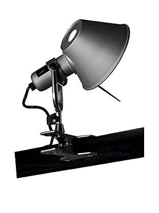 Artemide Tisch- /Wandlampe Tolomeo Pinza aluminium H 23 L 18 cm