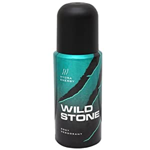 Wild Stone Hydra Energy Deo Spray - 150 ml