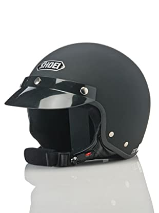 Shoei Casco S-20 Monocolor Candy (Negro)