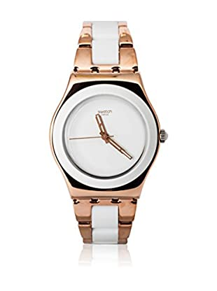 Swatch Quarzuhr Woman ROSE PEARL YLG121G 33.0 mm