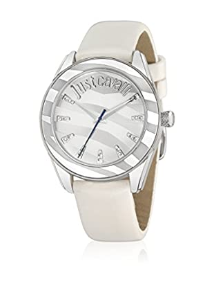Just Cavalli Reloj de cuarzo Just Style Blanco 37 mm