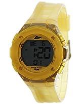 Titan Zoop Digital Grey Dial Children's Watch - C4041PP01