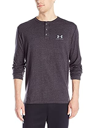 Under Armour Camiseta Manga Larga Técnica Triblend Sportstyle Henley