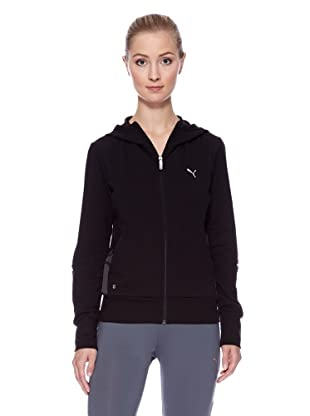 PUMA Sweat Jacket Move (Schwarz)