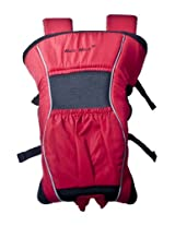 Mee Mee Convenient 4 In 1 Baby Sling Carrier (Red)