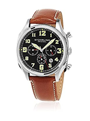 Stührling Original Quarzuhr Man Aviator 584 Sport 43.0 mm