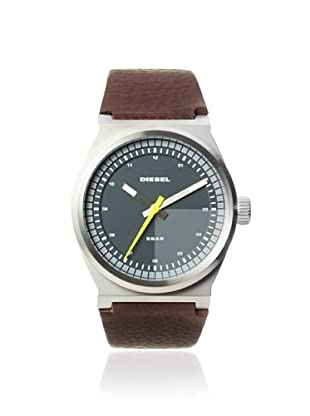 Diesel Men's DZ1562 Brown Stainless Steel/Leather Watch