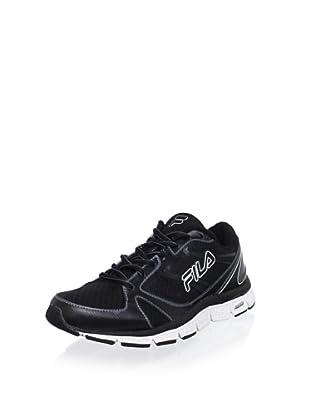 Fila Men's Verve 2 Ss Running Shoe (Blk/Csrk/Wht)