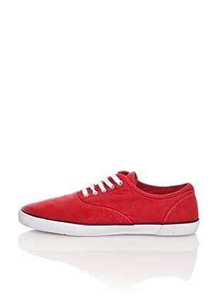 Springfield Zapatillas Básica Canvas (Rojo)
