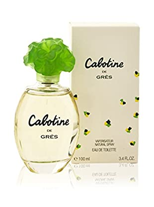 CABOTINE DE GRES Eau de Toilette Damen Cabotine 100 ml, Preis/100 gr: 51.95 EUR