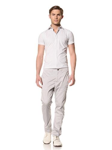 Marc Stone Men's Nelson Trousers (Light Gray)