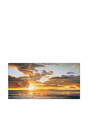 ARTOPWEB Wandbild At Sundown