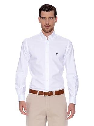 Caramelo Camisa Paul (Blanco)