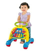 Fisher-Price Brilliant Basics Musical Activity Walker