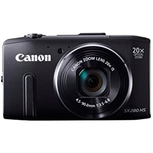 Canon デジタルカメラ Power Shot SX280HS 光学20倍ズーム PSSX280HS