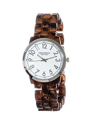 Coccinelle Reloj de cuarzo Marrón 35 mm