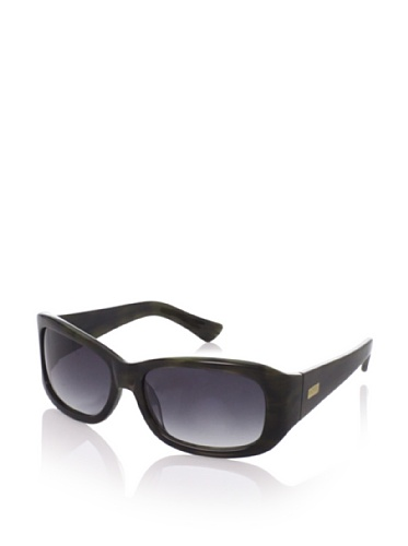 GÖTZ Switzerland Women's 09-18633 Sunglasses, Olive/Black